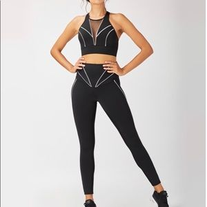 MICHI Midnight High Waisted Legging